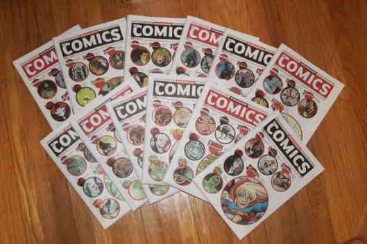 Wednesday-Comics