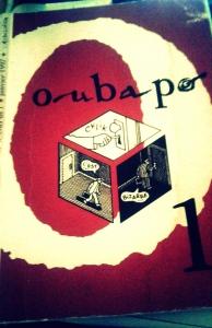 Livro reunindo manifesto e primeiras instruições oubapianas. Opus 1. Paris: L'Association, 1998.